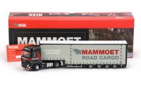 Tekno / IMC Mammoet Mercedes Actros with 4 Axle Meusburger Machinery Removal trailer